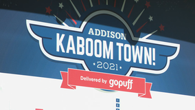 Addison Kaboom Town returns with in-person event, fireworks show