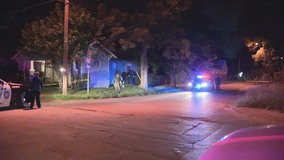 Dallas police arrest man accused of shooting woman in domestic incident