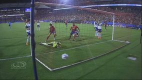 Whitecaps' own goal lifts FC Dallas to 2-2 tie