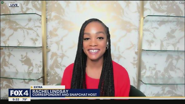 Extra's Rachel Lindsay shares the inside scoop on Gossip Girl