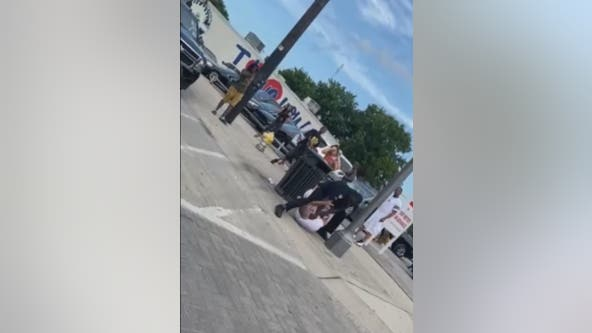 Dallas officer seen punching man in fight video under investigation