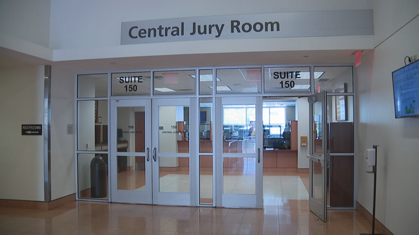 Jury trials in Dallas County on hold for one week due to rising COVID concerns