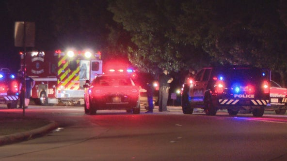 Man and his brother arrested after joyride in stolen Plano ambulance