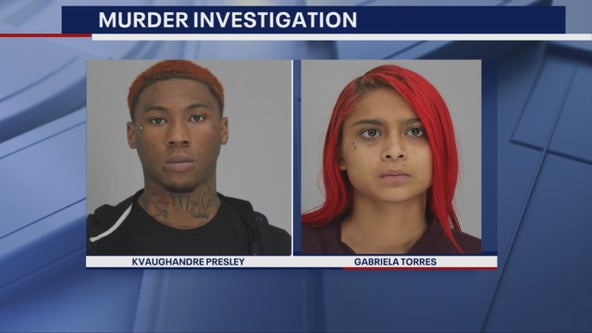 Police release photos of suspects wanted for murdering 60-year-old woman in Garland