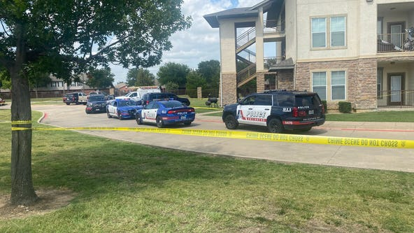 Two teens, 13 and 17, killed in shooting at Arlington apartment complex