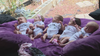 Dallas mother of quintuplets adjusts to life at home