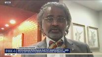Doctor discusses COVID-19 delta variant dangers