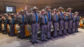 DPS boasts largest graduating class of new recruits