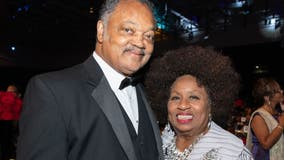 Rev. Jesse Jackson moved to rehab facility, wife moved to ICU following COVID-19 diagnosis
