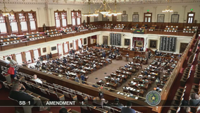 Texas House Republicans push ahead on voting bill with Democrats returning from D.C.
