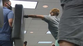 North Texas flight attendants take self-defense class as sky rage incidents continue