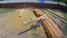 Lumber thieves continue targeting North Texas home builders