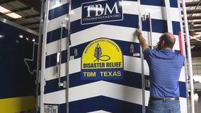 Volunteers from North Texas deploy to help Hurricane Ida victims in Louisiana