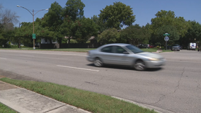 New traffic pattern put in place to make Dallas road safer for drivers, nearby residents