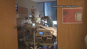 UT Southwestern: COVID-19 hospitalizations set to hit pandemic all-time high
