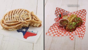 Deep Fried Seafood Gumbo Balls, The Armadillo win 2021's Big Tex Choice Awards