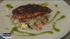 Quinoa Apple Salad 3 Ways