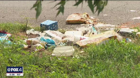 Dallas code compliance director proposes new illegal dumping sanctions