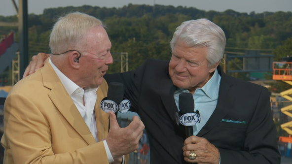 Jimmy Johnson to be inducted into Dallas Cowboys Ring of Honor
