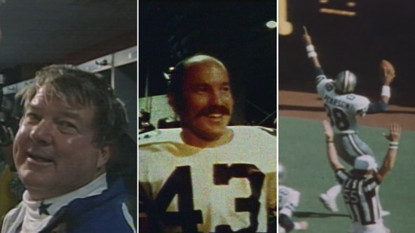 Cowboys in Canton for Hall of Fame game; Jimmy Johnson, Cliff Harris and Drew Pearson to be inducted