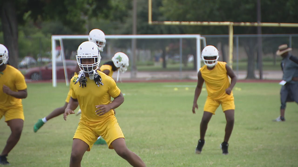 North Texas high school athletes waiting to see how COVID spike will affect fall sports