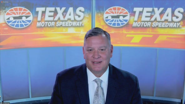 Race leader: Ramage replaces Gossage at Texas Motor Speedway