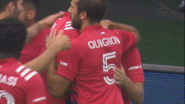 FC Dallas secures 2-1 victory over Sporting, Pomykal scores