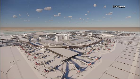DFW Airport to add nine new gates, renovate Terminal C