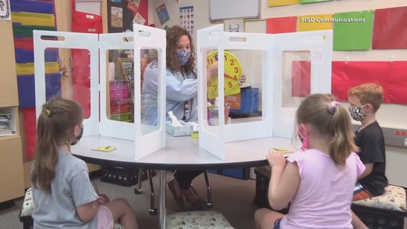 Parents ask Plano ISD to bring back Plexiglass dividers, other COVID-19 protocols