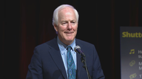 U.S. Sen. John Cornyn visits Dallas to discuss success of the Save Our Stages Act