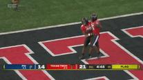 Shough, Texas Tech shake off slow start to down FIU 54-21