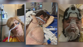 3 members of unvaccinated North Texas family in same hospital after contracting COVID-19
