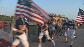Fort Worth private school hosts school from New York on eve of 9/11