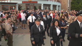City of Grapevine, American Airlines hold event to remember those who lost their lives on 9/11
