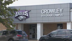 Crowley teacher accused of excessive force on student