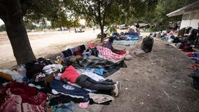 Officials: Many Haitian migrants are being released in US