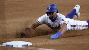 Lowe, Taveras homer as Rangers beat Rockies for 3rd straight