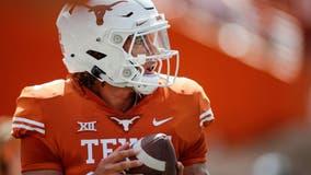 Texas to start QB Casey Thompson vs. Rice