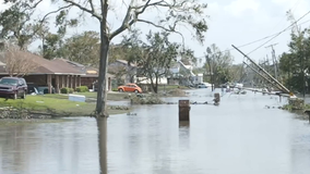 North Texas firefighters in Louisiana helping people recover following Hurricane Ida