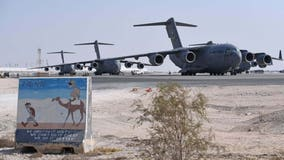 124,000 'at-risk' Afghans and 6,000 US citizens evacuated from Afghanistan, officials say