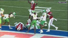 Louisiana Tech takes early lead, stops North Texas, 24-17