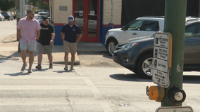New Texas law has tougher penalties for drivers who hit pedestrians