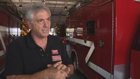 Firefighter who interrupted George W. Bush's 9/11 bullhorn speech to meet former president in Dallas