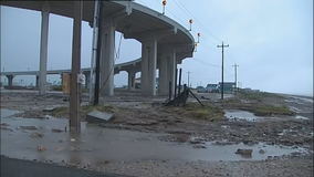 North Texas volunteers responding to areas hit by Nicholas, now a tropical storm