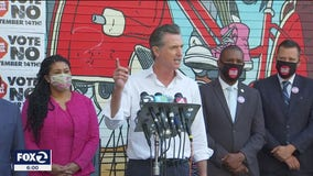 5 things to look for in California's gubernatorial recall