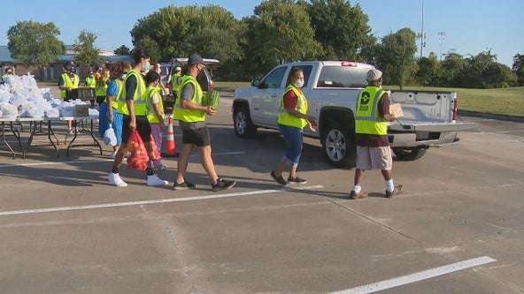Cash-strapped college students get help from North Texas Food Bank