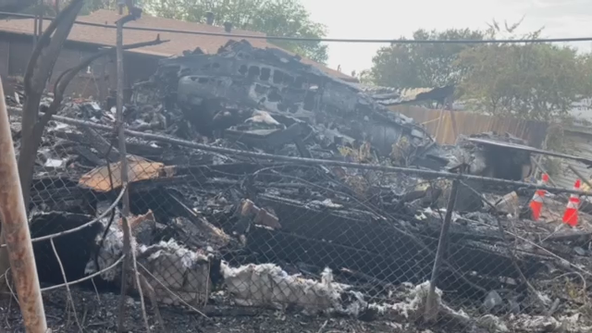One pilot still hospitalized day after training flight crash in Lake Worth