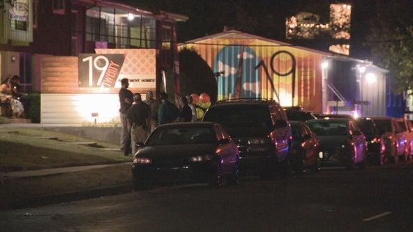 Man fatally shot at apartment complex near Texas Woman's University