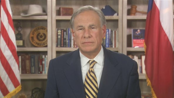Abbott dodges question on changing Texas abortion law for rape victims