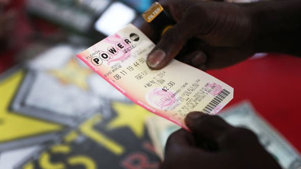 Powerball: $416 million jackpot up for grabs Monday